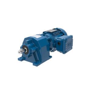 WEG WG20 helical geared motor SEW-EURODRIVE
